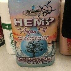 Creative Lab Moist Hemp Argan Oil Body Moisturizer uploaded by Jessica L.