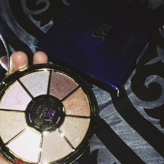 Tarte Rainforest of the Sea™ limited-edition eyeshadow palette - multi uploaded by Dalia T.