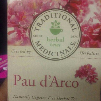 Photo of Traditional Medicinals Pau de Arco Herbal Supplement Tea, 16 count, .85 oz, (Pack of 3) uploaded by Rena M.