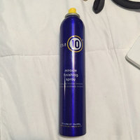 it's a 10 miracle finishing spray uploaded by Ana S.