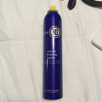 Photo of it's a 10 miracle finishing spray uploaded by Ana S.