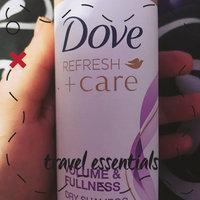 Dove Volume And Fullness Dry Shampoo uploaded by Bobbi L.