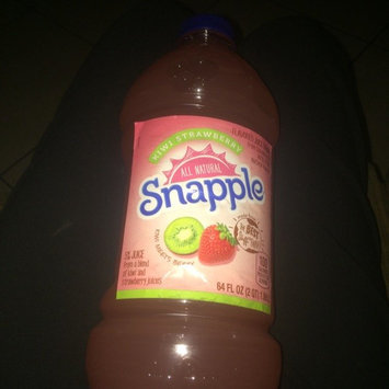 Photo of Snapple Kiwi Strawberry Juice Drink uploaded by Evelyn D.