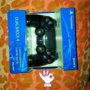 Sony DualShock 4 Wireless Controller - Black (PlayStation 4) uploaded by Gaby R.