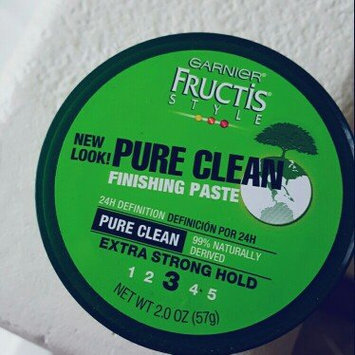 Photo of Garnier Fructis Pure Clean Finishing Paste uploaded by Yvette L.