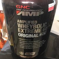 GNC Pro Performance AMP Amplified Wheybolic Extreme 60 uploaded by Leleinia L.