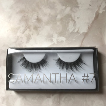 Huda Beauty Classic False Lashes Samantha 7 uploaded by Silvia D.