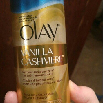 Gillette Venus® with a touch of Olay® Vanilla Cashmere™ Shave Gel uploaded by Debbie A.