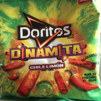 Doritos® Dinamita® Chile Limon  Flavored Rolled Tortilla Chips uploaded by Edith C.