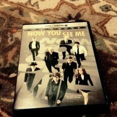 Now You See Me (dvd) (ultraviolet Digital Copy) uploaded by Olivia W.