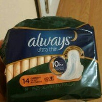 Always Ultra Thin Size 2 Long Super Pads With Wings Unscented uploaded by Ann P.