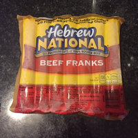 Hebrew National Beef Franks 12 oz uploaded by Jay T.