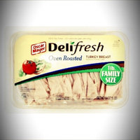 Oscar Mayer Deli Fresh Shaved Oven Roasted Turkey Breast 16 oz uploaded by Misty E.