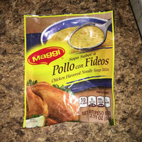 MAGGI Chicken Flavor Noodle Soup Mix 2.11 oz. Packet uploaded by Valenna P.