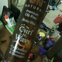 On Organic Natural Curl-N-Wavy Curl Defining Conditioner & Detangler Argan Tree 2 oz uploaded by Leitza J.