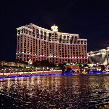 Photo of The Bellagio Hotel Las Vegas uploaded by Katarzyna D.