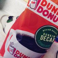 Dunkin' Donuts Dunkin' Decaf Decaffeinated Medium Roast Ground Coffee uploaded by Kara K.