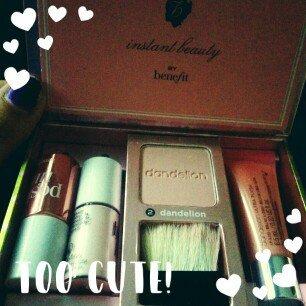 Photo of Benefit Cosmetics Feelin' Dandy Perk Me Up Lip & Cheek Kit uploaded by Liz C.