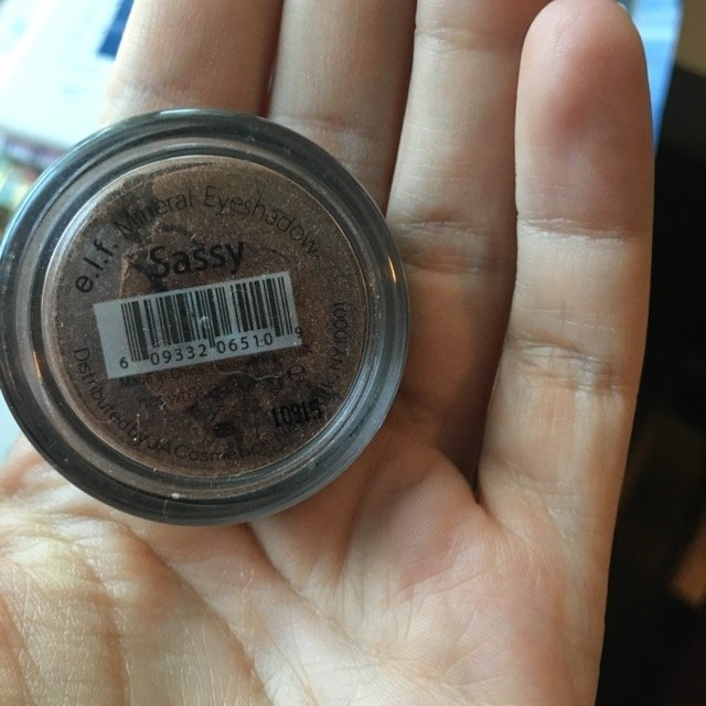 e.l.f. Cosmetics Mineral Eye Shadow uploaded by Amanda S.