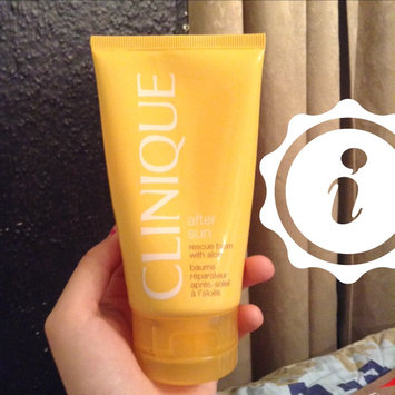 Photo of Clinique After Sun Rescue Balm With Aloe uploaded by michelle A.