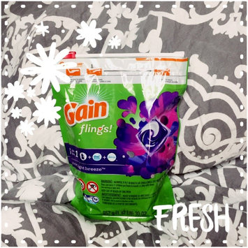Gain Flings! Moonlight Breeze Laundry Detergent Pacs uploaded by Melissa H.