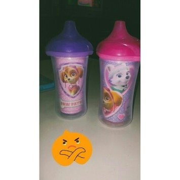 Munchkin Paw Patrol Click Lock Insulated Sippy Cup - 2pk, 9 ounce uploaded by Sarah R.
