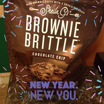 Photo of Sheila G's Brownie Brittle Chocolate Chip uploaded by Heather B.