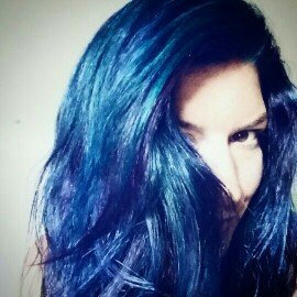 Photo of Jerome Russell Turquoise Semi-Permanent Punky Colour uploaded by Drea D.