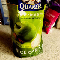 Quaker Life® Apple Cinnamon Rice Cakes uploaded by Sarah G.