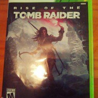 Microsoft Corp. Rise of the Tomb Raider for Xbox 360 uploaded by Aeryl C.