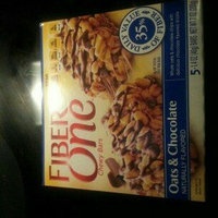 Fiber One 90 Calorie Chewy Bars Chocolate uploaded by Karen P.