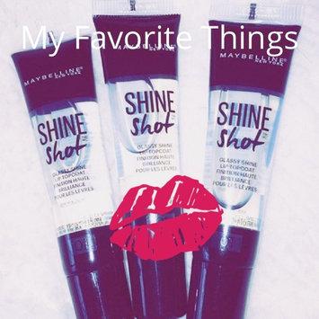 Photo of Maybelline New York Shine Sensational Lip Gloss uploaded by Jitemia B.