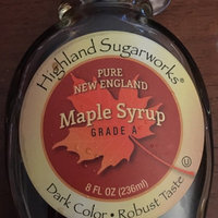 Highland Sugarworks Maple Syrup, Grade A, Dark Amber uploaded by Nita P.