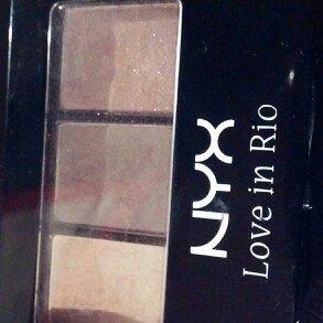 NYX Cosmetics Love In Rio Eyeshadow Palette uploaded by America R.