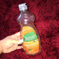 Seventh Generation Natural Dish LiquidLemongrass and Clementine Zest uploaded by Jessica M.