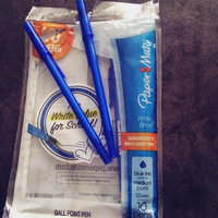 Paper Mate Ball Point Pen Blue - 10 CT uploaded by Sofia P.