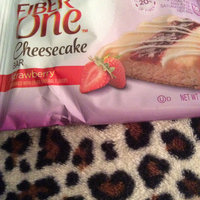 Fiber One Cheesecake Bar Strawberry uploaded by Elizabeth W.