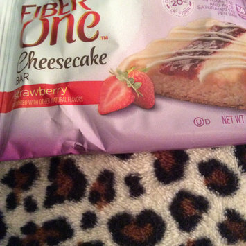Photo of Fiber One Strawberry Cheesecake Bar uploaded by Elizabeth W.