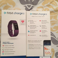 Fitbit Charge 2 Heart Rate and Fitness Wristband uploaded by K C A.