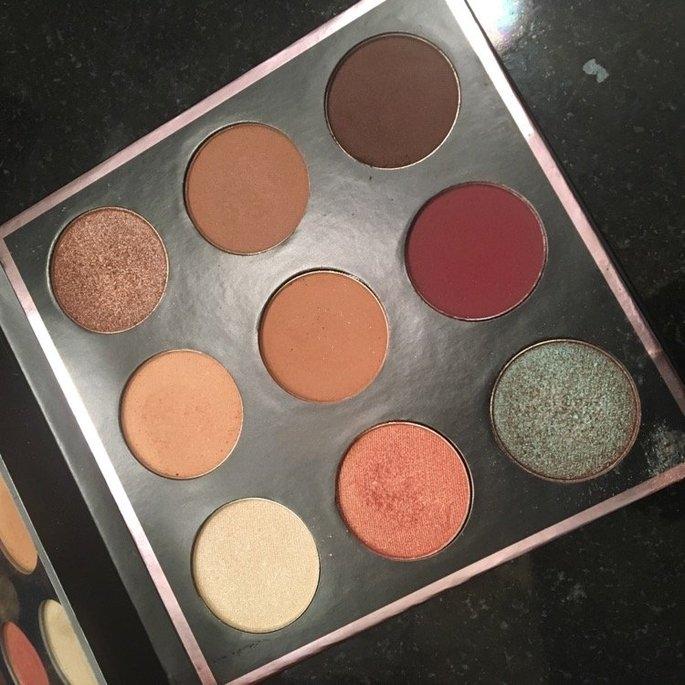 Makeup Geek X Mannymua Palette uploaded by Aj W.