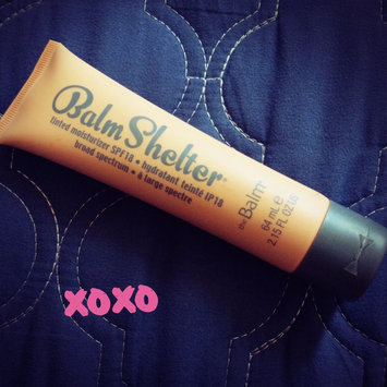 theBalm BalmShelter Tinted Moisturizer SPF 18 uploaded by Damibel R.