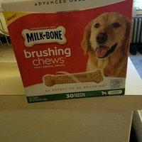 Milk-Bone® Brushing Chews Daily Dental Treats - Large, 5.5-Ounce - 30 Bones uploaded by Britani M.