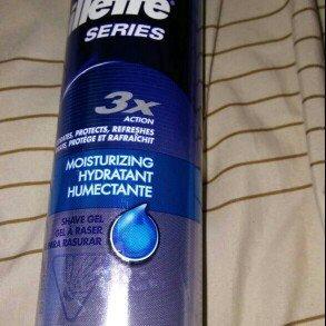 Gillette Series Moisturizing Hydration Shave Gel uploaded by Sandra R.