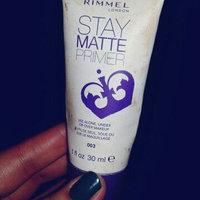 Rimmel Stay Matte Primer uploaded by Joan Marie N.