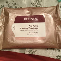 Skincare Cosmetics Retinol Vitamin Enriched Cleansing Towelettes uploaded by Katrina E.