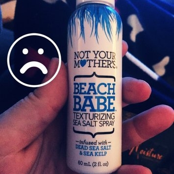 Not Your Mother's® Beach Babe® Texturizing Sea Salt Spray uploaded by Ashley M.