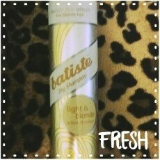 Batiste Dry Shampoo Hint of Color uploaded by lily r.