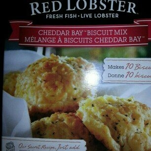 Red Lobster℠ Cheddar Bay Biscuit® Mix 34.08 oz. Box uploaded by Janice R.