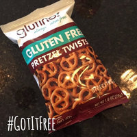 Glutino Gluten Free Pretzel Twists uploaded by Lindsay S.