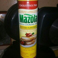 Mazola Butter Flavored Canola Cooking Spray 5 Oz Aerosol Can uploaded by Farah B.